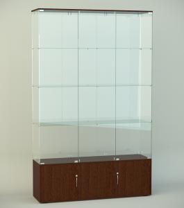 Стеклянная витрина серии СТ 6