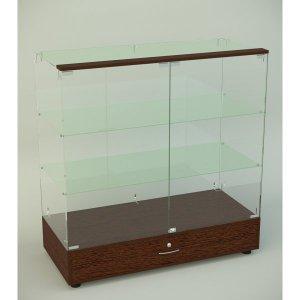 Стеклянная витрина серии СТР 1я