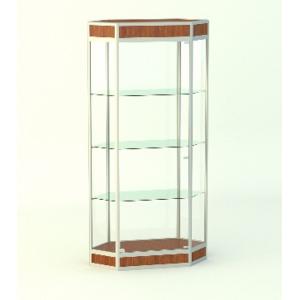 Обзорная витрина Изумруд 2, фриз, накопитель 200мм.