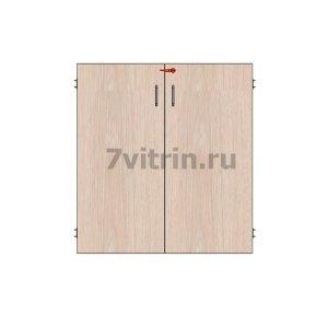 Комплект дверей для прилавка из ЛДСП
