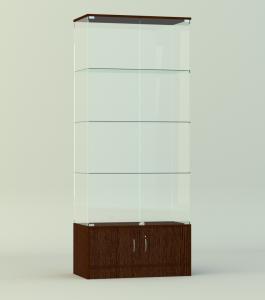 Стеклянная витрина серии СТ 3