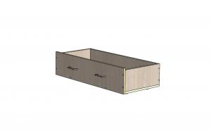 Ящик выкатной для прилавка из ЛДСП