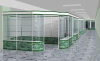 витрины кисоки павильоны стеллажи